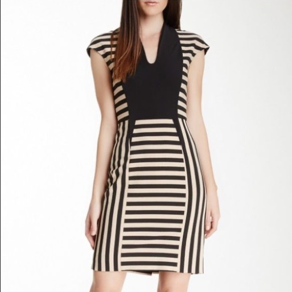 Rachel Roy Striped Dress